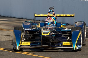 Buemi snatches Formula E pole at Long Beach