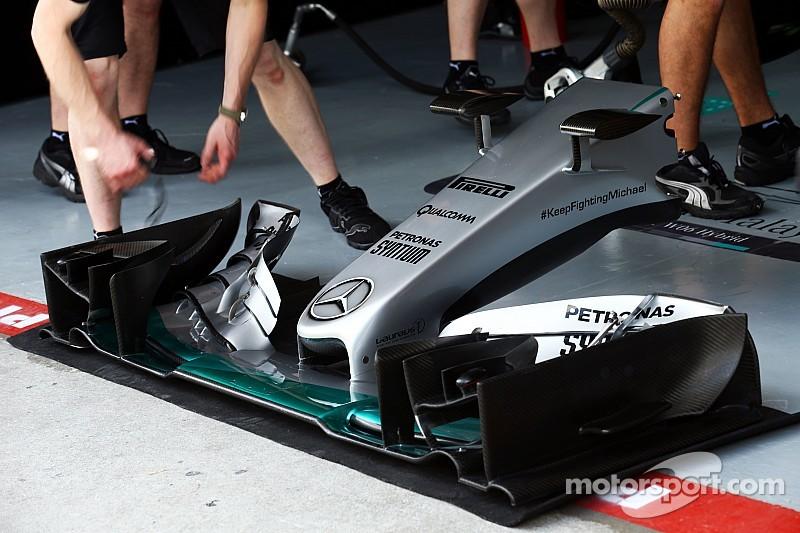 Mercedes se sube a otra batalla con Ferrari