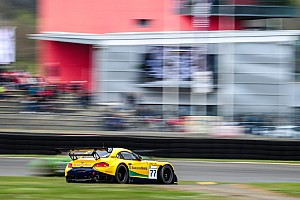 Blancpain Sprint Résumé de course Dirk Müller a réparé son erreur à Nogaro