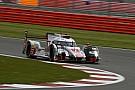 Audi goes 1-2 in Silverstone FP2
