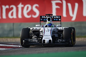 Formula 1 Qualifying report Massa qualified fourth and Bottas fifth for tomorrow's Chinese GP