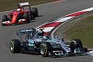 Hamilton baffled by Rosberg's claims