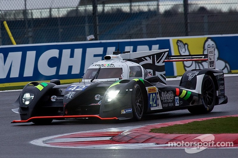 Strakka Racing claims fourth in DOME S103 race debut