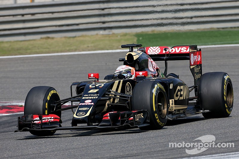 Grosjean says China result is for Jules Bianchi