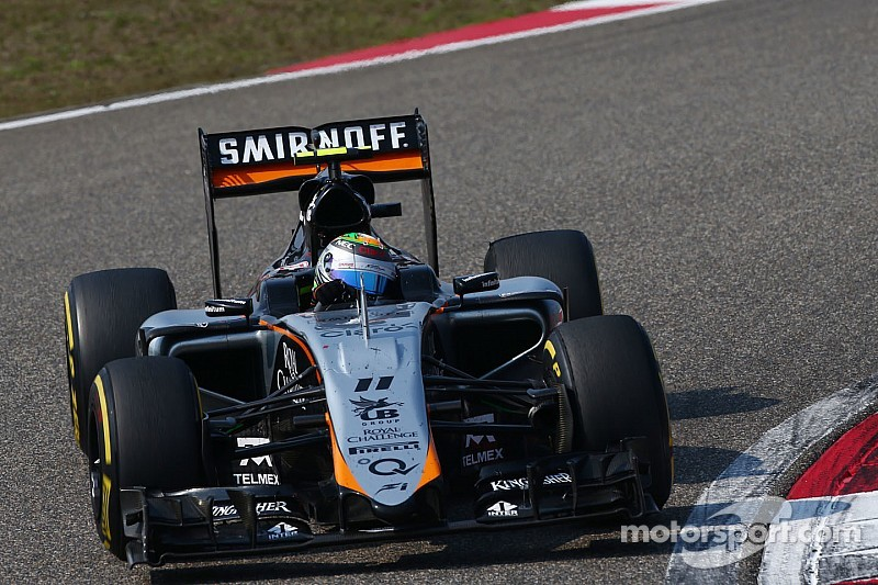Force India in limbo until update package arrives in Austria