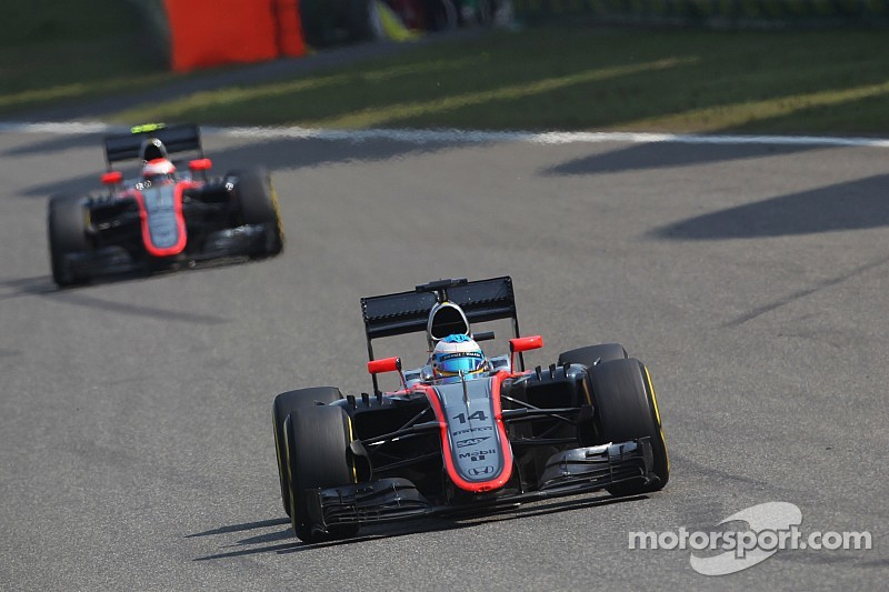 Double finish a morale boost for McLaren - Boullier