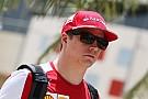 Raïkkönen desea seguir con Ferrari