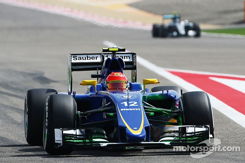 A smooth practice day for Sauber in Bahrain
