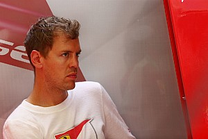 Arrivabene hails Vettel's commitment