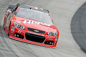 NASCAR Sprint Cup Practice report Kurt Busch leads final practice at Bristol