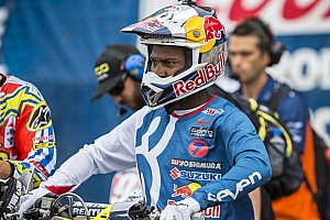 Other bike Breaking news Stewart heading down under for Australian Open of Supercross