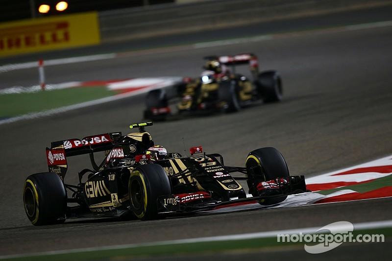 El futuro de la F1 lo deciden los grandes, dice Lotus