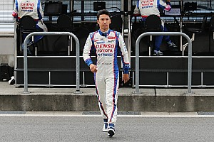 Nakajima ruled out of Spa race after crash