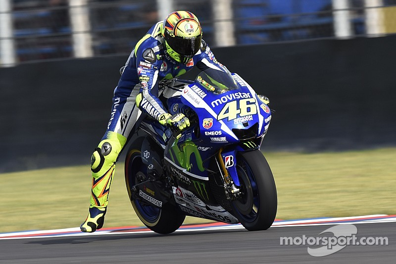Rossi complains of 'unstable bike' at Jerez