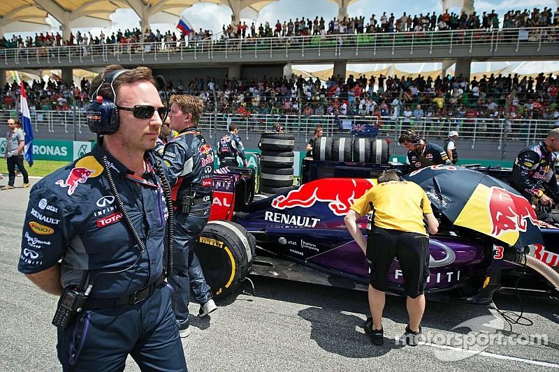 Red Bull ya podrá desafiar a los mejores: Horner