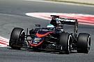 Día de mucho trabajo para McLaren