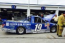 Brad Keselowski Racing teammates collide in Truck qualifying