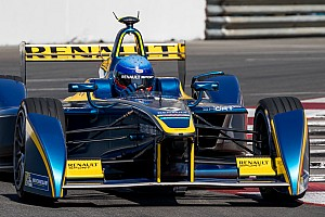 Formula E Practice report E.dams duo set the pace in first Monaco practice session