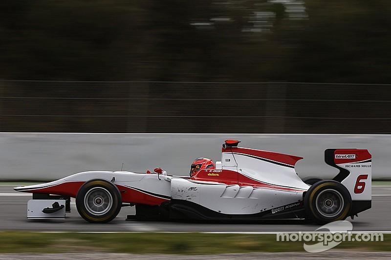 Esteban Ocon Domine La Premi 232 Re Course De La Saison