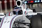 Williams crê que atualizações a deixaram mais próxima da Ferrari