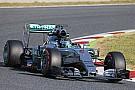 Rosberg, el más rápido en el primer día