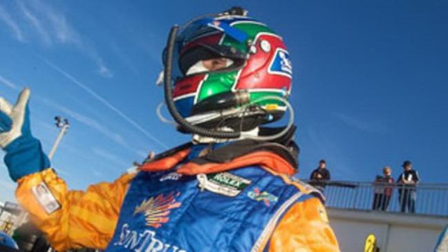 Angelelli e la Dallara in pole a Daytona