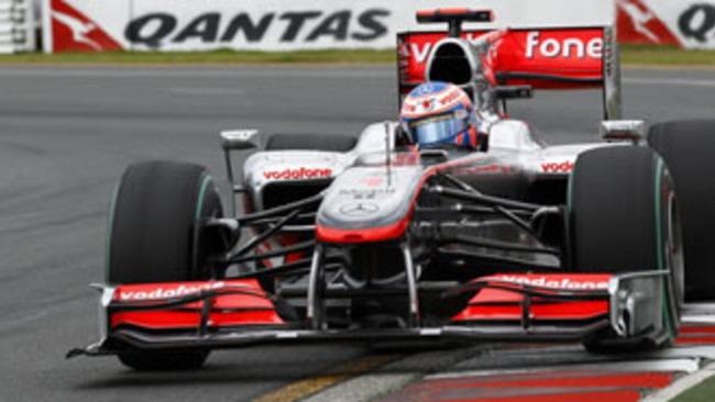 F1: Melbourne, Gara: primo successo targato McLaren per Button