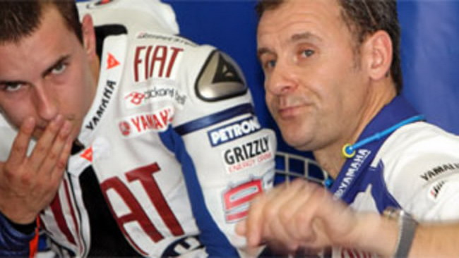 MotoGP 2010, Sepang, Test: team Yamaha