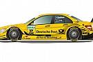 Ecco la livrea della Mercedes di Coulthard