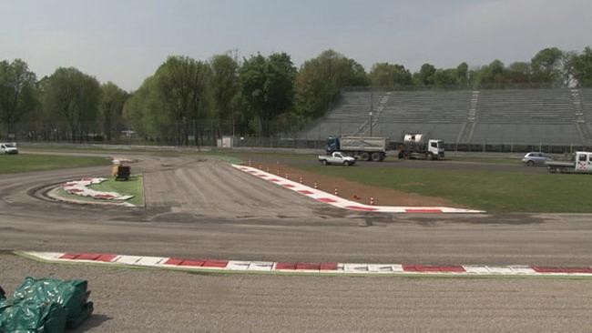 Modificata la prima chicane di Monza
