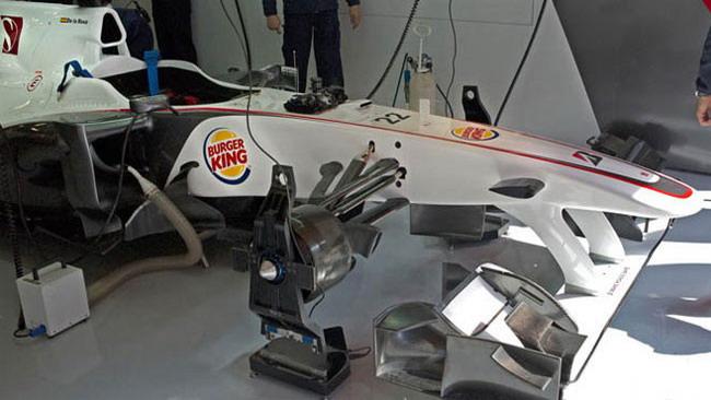 Burger King è il nuovo sponsor della Sauber