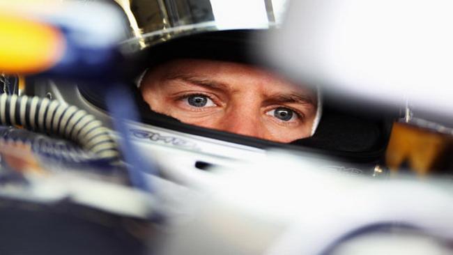 Vettel chiama le sue F.1 con nome di donna