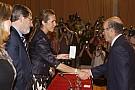 Ezpeleta riceve la Medaglia d'Oro al Merito Sportivo
