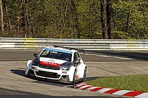 Lopez leads Nordschleife WTCC test