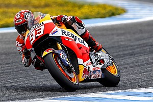 MotoGP Practice report Positive first day for Marquez and Pedrosa in Le Mans