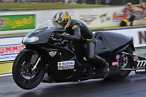 NHRA Qualifying report Brown, Pedregon, Line and Stoffer lead qualifying at Southern Nationals