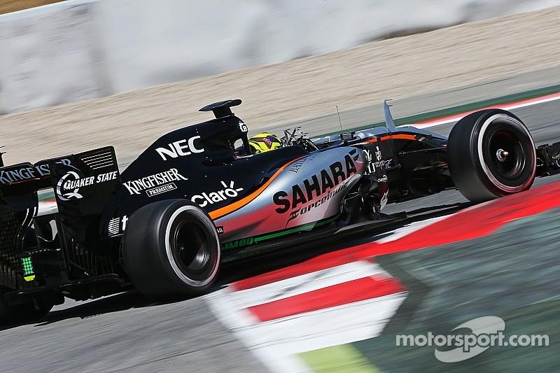 Force India tiene el objetivo de