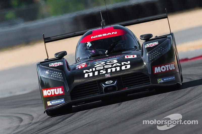 Terminar Le Mans es un objetivo realista para Nissan