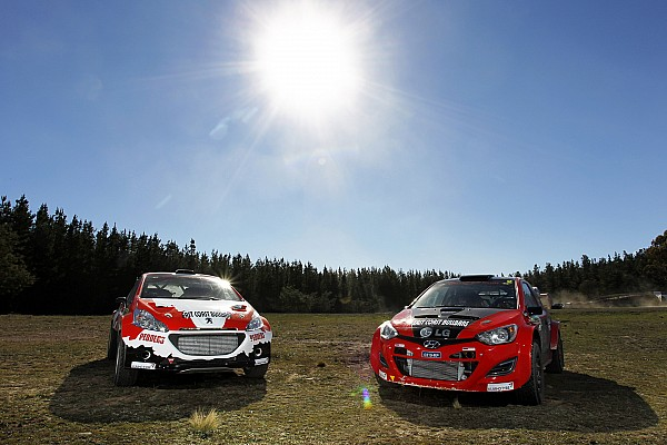 Australian Rally Championship announces draft regulations for 2016