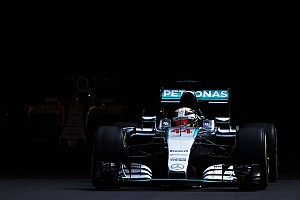 Monaco GP: Hamilton tops rain-hit second practice