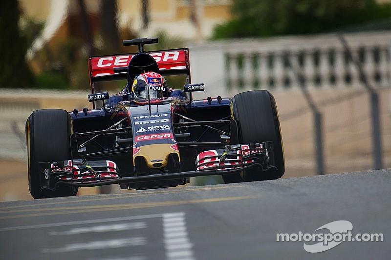 Toro Rosso hails