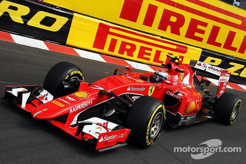 Räikkönen hubiera querido probar el neumático súper suave