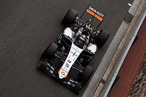 Formula 1 Qualifying report Monaco GP: Sahara Force India has the team's best starting position of the year so far