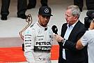 Lacônico e de cara fechada, Hamilton evita criticar Mercedes após derrota
