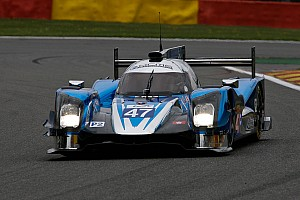 Le Mans Preview KCMG primed for ORECA 05's debut at Le Mans Test Day