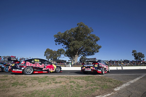 Triple Eight secures 26th V8 Supercars entry
