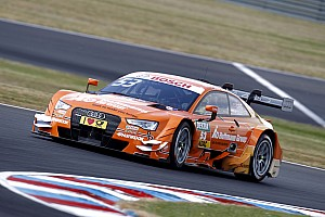 DTM Qualifying report Lausitz DTM: Green takes pole by half a second