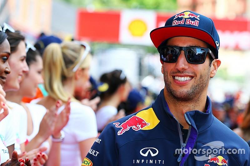 Es necesario arriesgar para ser rápido en Canadá, comentó Ricciardo