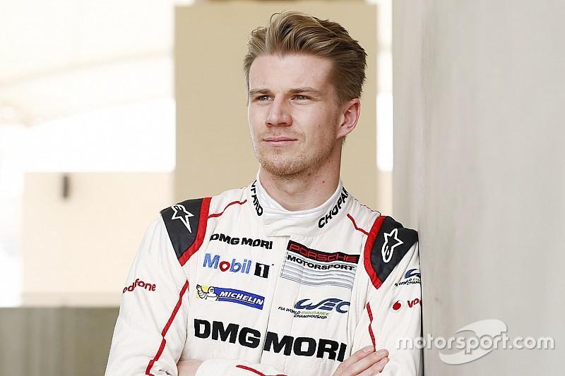 Hulkenberg, sin grandes expectativas para su debut en Le Mans