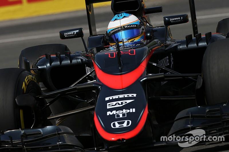 Alonso acepta que sufrirá en la carrera